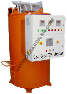 Coil Type T.F. Heater