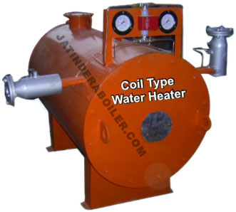 Coil Type Water Heater